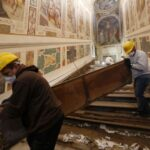 Escalera Santa En Roma