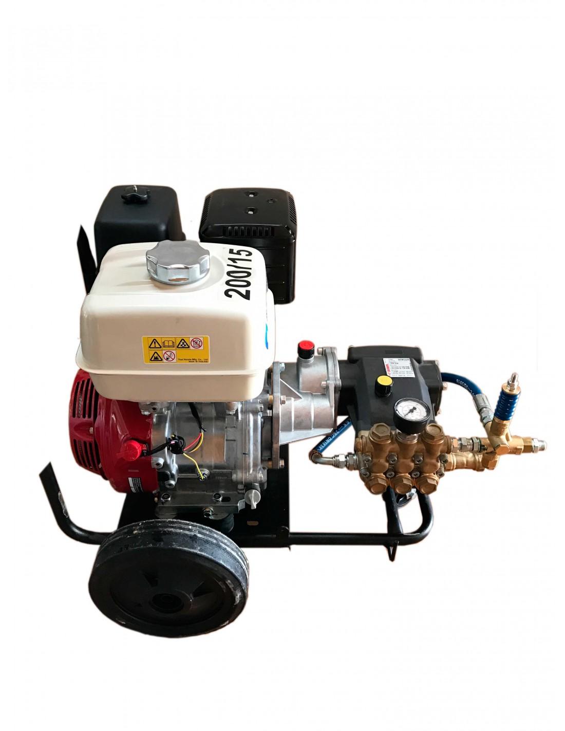 Hidrolimpiadora De Gasolina