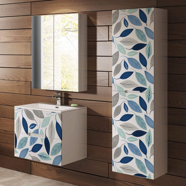vinilos para muebles de bano
